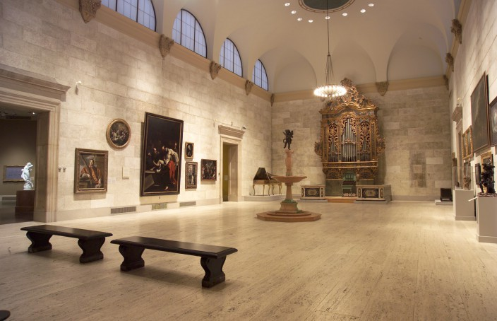 Gallery and Organ