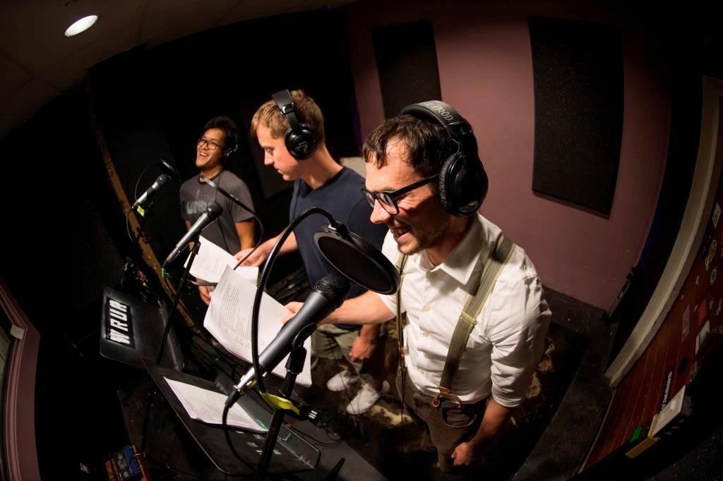 WRUR radio behind-the-scenes