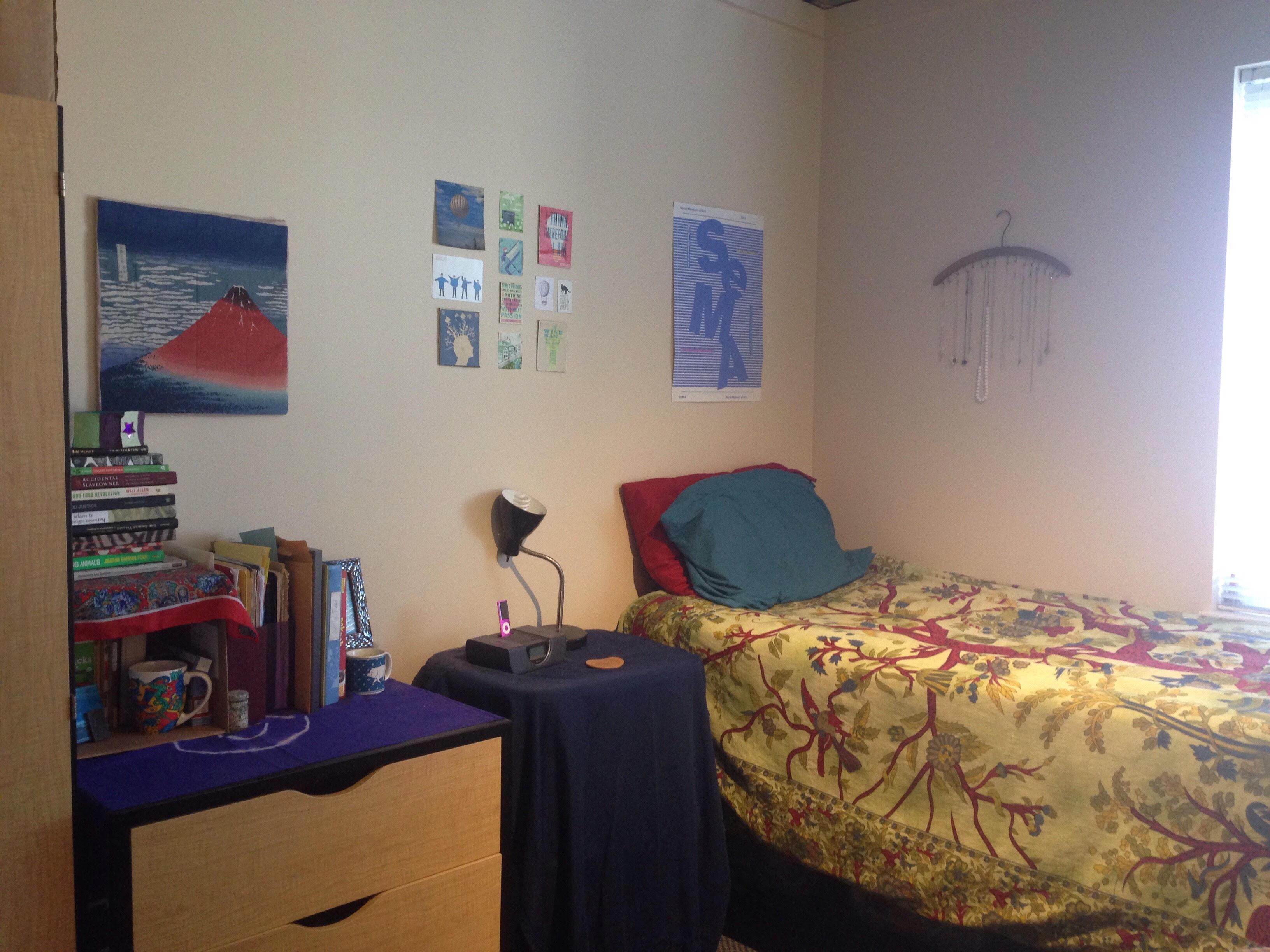 Senior year dorm