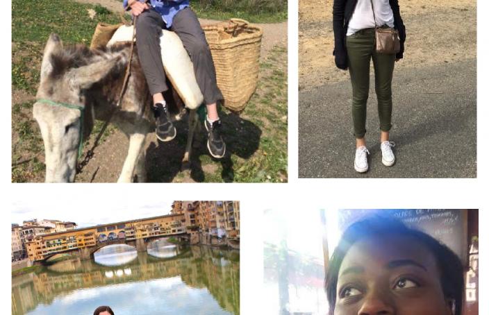 peer advisers collage