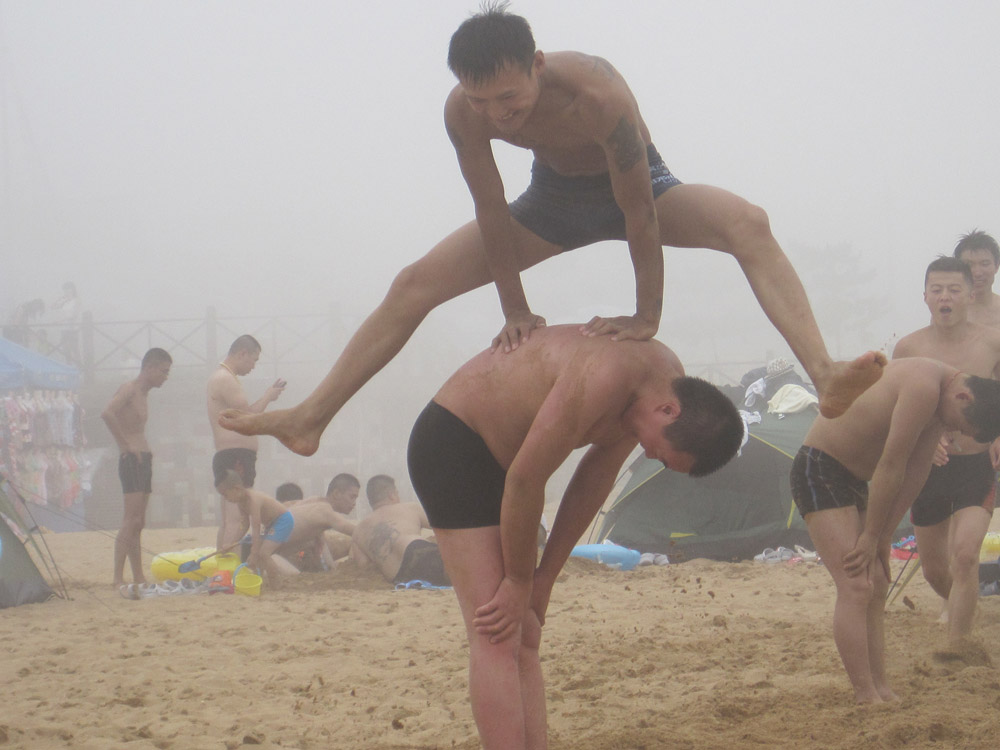 'Leap Frog' by Emily Hein '14, taken in China '13
