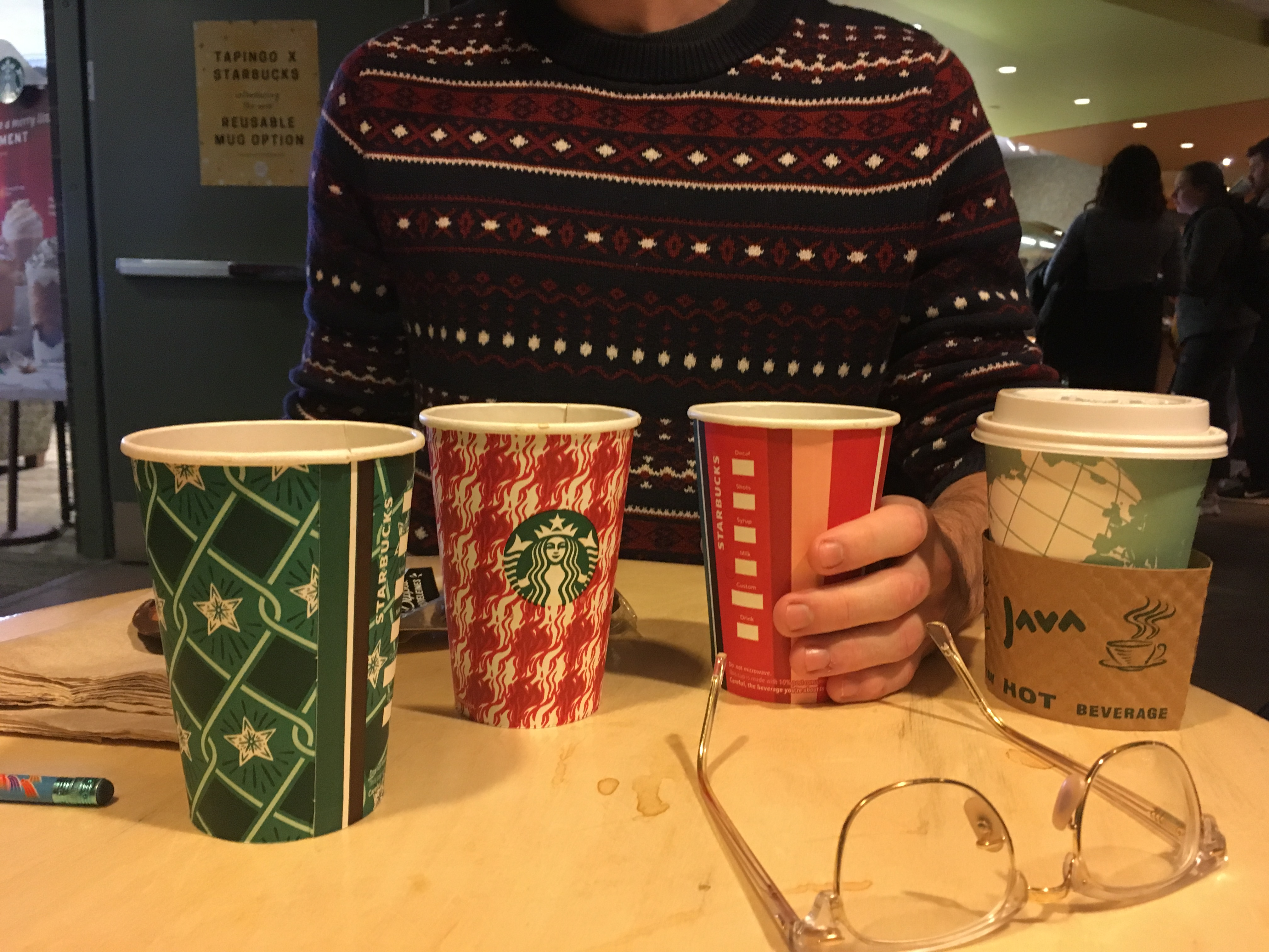 Who Sells The Best Coffee On Campus A Blind Taste Test University Of Rochester Admissions Blog