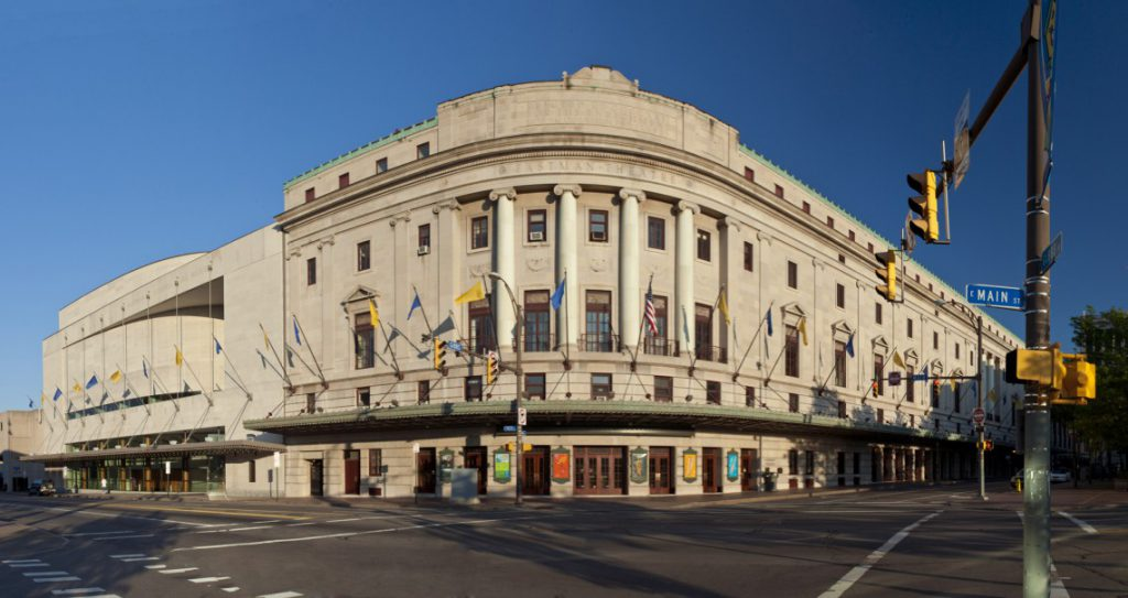 Eastman theater